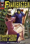 Frankenstein Lives Again! - Donald F. Glut, Mark D. Maddox