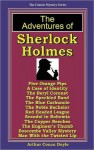 The Adventures of Sherlock Holmes (12 Classic Mysteries) - Arthur Conan Doyle