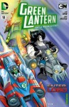 Green Lantern: The Animated Series #13 - Ivan Cohen, Darío Brizuela