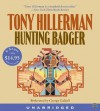 Hunting Badger (Navajo Mysteries, #14) - Tony Hillerman, George Guidall