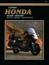 Honda Gl1200, 1984-1987: Service, Repair, Maintenance - Ed Scott