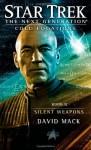 Star Trek: The Next Generation: Cold Equations: Silent Weapons - David Mack