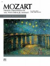 "12 Variations on """"Ah, vous dirai-je, Maman,"""" K. 265 (Alfred Masterwork Edition) - Wolfgang Amadeus Mozart"