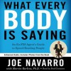 What Every BODY is Saying: An Ex-FBI Agent's Guide to Speed-Reading People (Audio) - Joe Navarro, Marvin Karlins, Paul Costanzo