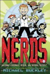 NERDS: National Espionage, Rescue, and Defense Society (Book One) (enhanced ebook) - Michael Buckley, Ethen Beavers