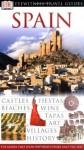 Spain (Eyewitness Travel Guides) - Jane Ewart, Tom Prentice