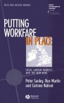 Putting Workfare in Place - Peter Sunley
