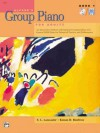 Alfred's Group Piano for Adults: Book 1 (First Edition) - E. L. Lancaster, Kenon D. Renfrow