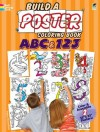 Coloring Book--ABC & 123 - NOT A BOOK