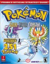 Pokemon Gold, Silver, and Crystal (Prima's Official Strategy Guide) - Elizabeth M. Hollinger