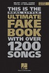 The Real Little Ultimate Fake Book: 6 Inch. X 9 Inch. C Edition - Hal Leonard Publishing Company