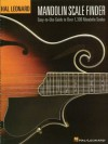 Mandolin Scale Finder: Easy-to-Use Guide to Over 1,300 Mandolin Chords - Chad Johnson