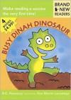 Busy Dinah Dinosaur: Brand New Readers - B.G. Hennessy, Ana Martin Larranaga
