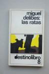 Las ratas (Destinolibro, #8) - Miguel Delibes