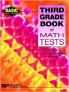 Third Grade Book of Math Tests - Imogene Forte, Marjorie Frank