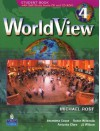 WorldView 4 with Self-Study Audio CD and CD-ROM - Michael Rost