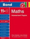 Bond Maths Assessment Papers 10-11+ Years Book 2 - David Clemson