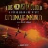 Diplomatic Immunity (Vorkosigan Saga, #13) - Lois McMaster Bujold, Grover Gardner