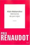 Mémoires de porc-épic - Alain Mabanckou
