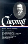 Stories, Novels, and Essays - Charles W. Chesnutt, Werner Sollors