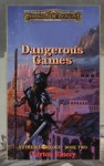 Dangerous Games: Forgotten Realms (Netheril Trilogy) - Clayton Emery
