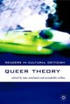 Queer Theory - Iain Morland, Larry Kramer, Iain Morland, Annabelle Willox