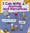 Journals and Narratives - Anita Ganeri
