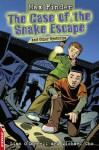 The Case of the Snake Escape and Other Mysteries. by Liam O'Donnell, Michael Cho - Liam O'Donnell, Michael Cho