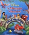 Disney 5-Minute Stories: Friendship - Augusto Macchetto, Lara Bergen