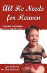 All He Needs for Heaven - Jim Mcdoniel, Chet McDoniel