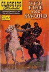 Classics Illustrated 146 of 169 : With Fire & Sword - Henryk Sienkiewicz