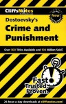 CliffsNotes on Dostoevsky's Crime and Punishment (Cliffsnotes Literature Guides) - James L Roberts