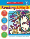 Reading & Math Jumbo Workbook: Grade 2 - Terry Cooper