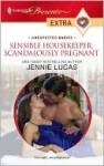 Sensible Housekeeper, Scandalously Pregnant - Jennie Lucas