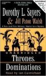 Thrones, Dominations (Audio) - Ian Carmichael, Dorothy L. Sayers, Jill Paton Walsh
