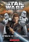 Star Wars®: Episode II: Attack of the Clones - Patricia C. Wrede, Jonathan Hales