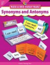 Synonyms And Antonyms, Build A Skill Instant Books - Kim Cernek