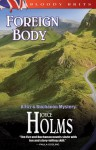 Foreign Body: The 2nd Fizz and Buchanan Mystery - Joyce Holms
