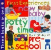 3 in 1: New Baby, Potty Time, Pre-school - Roger Priddy