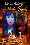 2 In 1 Cut Glass: Jewels - Linda Mooney