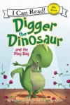 Digger the Dinosaur and the Play Day: My First I Can Read - Rebecca Kai Dotlich, Gynux