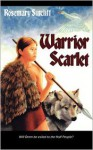 Warrior Scarlet - Rosemary Sutcliff, Charles Keeping