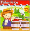 Fisher Price Little People 8x8 Storybook - Alphabet Farm - Modern Publishing