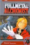 Fullmetal Alchemist, Volume 1 - Hiromu Arakawa