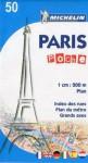 Michelin Paris Poche 50 - Michelin Travel Publications