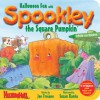 Little Scribbles: Halloween Fun with Spookley the Square Pumpkin - Joe Troiano, Susan Banta