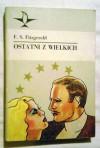 Ostatni z wielkich - F. Scott Fitzgerald, Ariadna Demkowska-Bohdziewicz