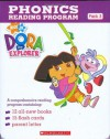 Dora the Explorer Phonics Box Set #2 - Quinlan B. Lee, Jason Fruchter