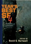 Year's Best SF 4 - David G. Hartwell, Alexander Jablokov, Gregory Benford, Norman Spinrad
