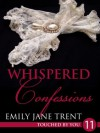 Whispered Confessions - Emily Jane Trent